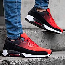 Мужские кроссовки в стиле Nike Air Max 90 обувь мужская демисезонная Размеры (41,42,43,44,45,46), фото 2