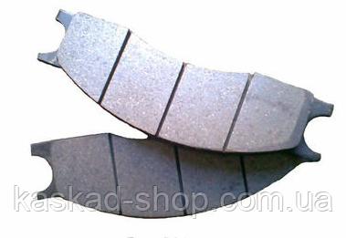 Колодка гальмівна L34(244-765 . 244-440), фото 2