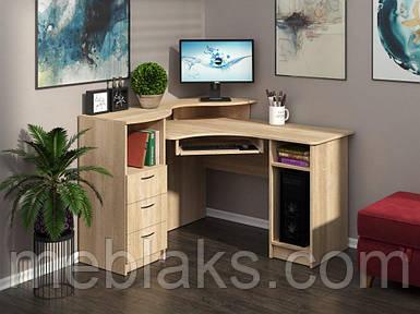 Стол компьютерный для офиса «Атрикс»