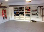 Как сделать удобные полки и стеллажи для гаража своими руками из дерева и металла??