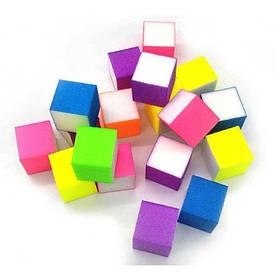 Бафы мини разный размер и цвет 3 шт YRE