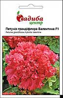 Семена петунии Валентина F1 красная, 10 гранул