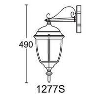 Светильник бра уличный 1277S DALLAS II