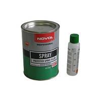 Жидкая шпатлевка NOVOL SPRAY c THIN 880