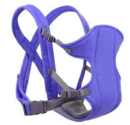 Слинг-рюкзак для ребенка 2Life Babby Carriers Фиолетовый (n-216)