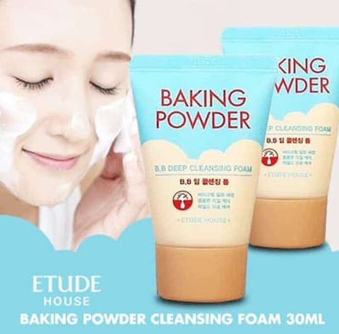 Пенка для умывания Etude House Baking Powder BB Deep Cleansing Foam (30 мл)
