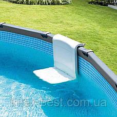 Складывающаяся скамейка для бассейна Intex 28053, фото 2