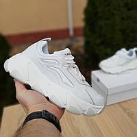 Женские кроссовки в стиле Balenciaga белые