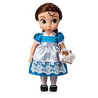 Disney Animators Collection Belle Doll Бель кукла Красавица и чудовище