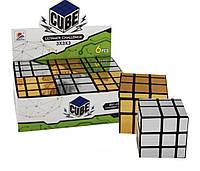 Кубик  Рубика золото / серебро