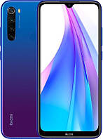 "Смартфон Xiaomi Redmi Note 8T 3/32GB Dual Sim Starscape Blue EU_; 6.3"" (2340х1080) IPS / Qualcomm Snapdragon 665 / ОЗУ 3 ГБ / 32 ГБ встроенной +"