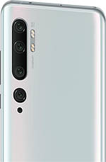 "Смартфон Xiaomi Mi Note 10 6/128GB Dual Sim Glacier White; 6.47"" (2340х1080) AMOLED / Qualcomm Snapdragon 730G / ОЗУ 6 ГБ / 128 ГБ встроенной / камера, фото 3"