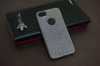 Чехол бампер силиконовый для Apple Iphone 7/8 айфон IPhone Glitter с блестками