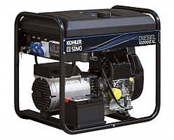 Однофазный дизельный генератор SDMO 10000 E XL C (9 кВт)