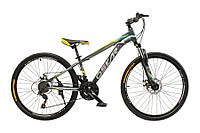 "Велосипед Oskar 26""M129 серый"