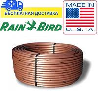 Капельная труба подземная с компенсацией Rain Bird XFSDripline33-100 D17 мм, L33 см, Q2.3 л/ч (100м)