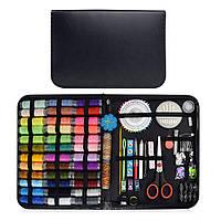 Швейный набор универсальный LARGE PRO, Для дома набор для шитья Дорожный набор, Прикладные материалы для шитья