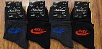 "Мужские стрейчевые носки ""Mylti Brend"" Турция 41-45 Логотип Nike"