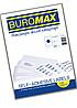 Этикетка самоклеющаяся Buromax BM.2810 210х297 1 шт на листе