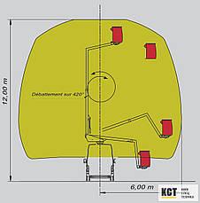 Автовышка Comilev EN120TF1 на шасси Renault Master 125dCi, фото 3