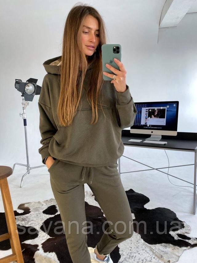 женский модный костюм