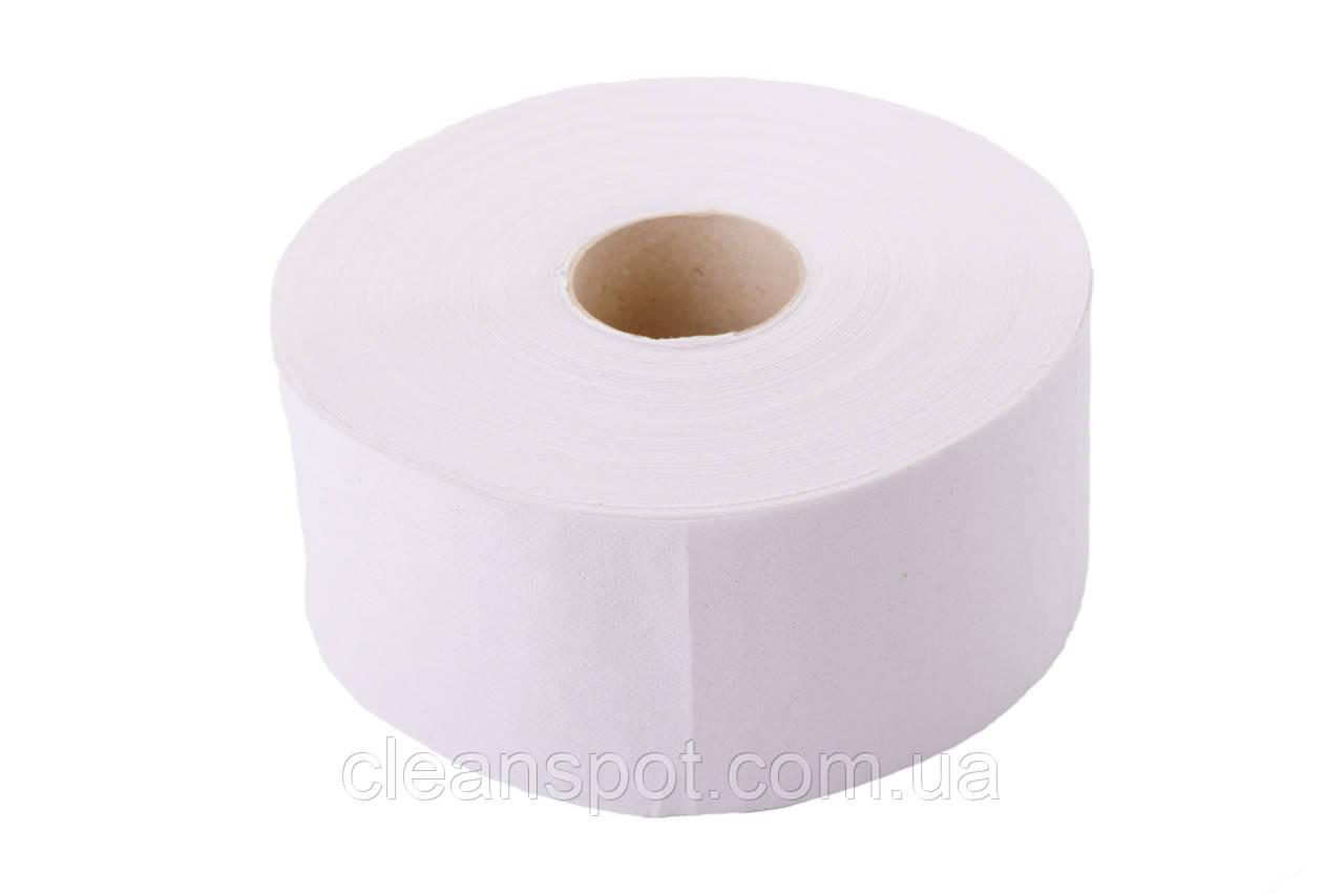Туалетная бумага джамбо белая 1-шар 200 м. Eco Point Natural