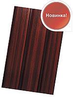Софит Аско красное дерево с перфорацией и без 3500*305