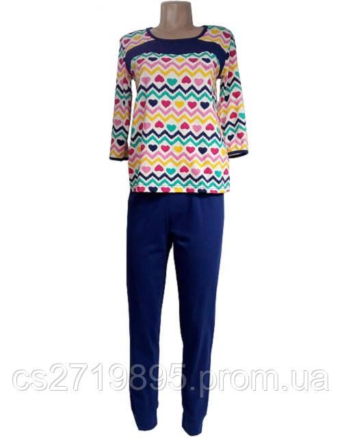 Пижама женская 5-097 ОЛЯ 50-52 размеры