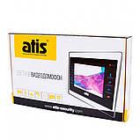 Цветной видеодомофон ATIS AD-470M S Белый, фото 5