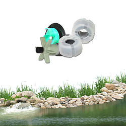 Запасні частини до прудовому обладнання
