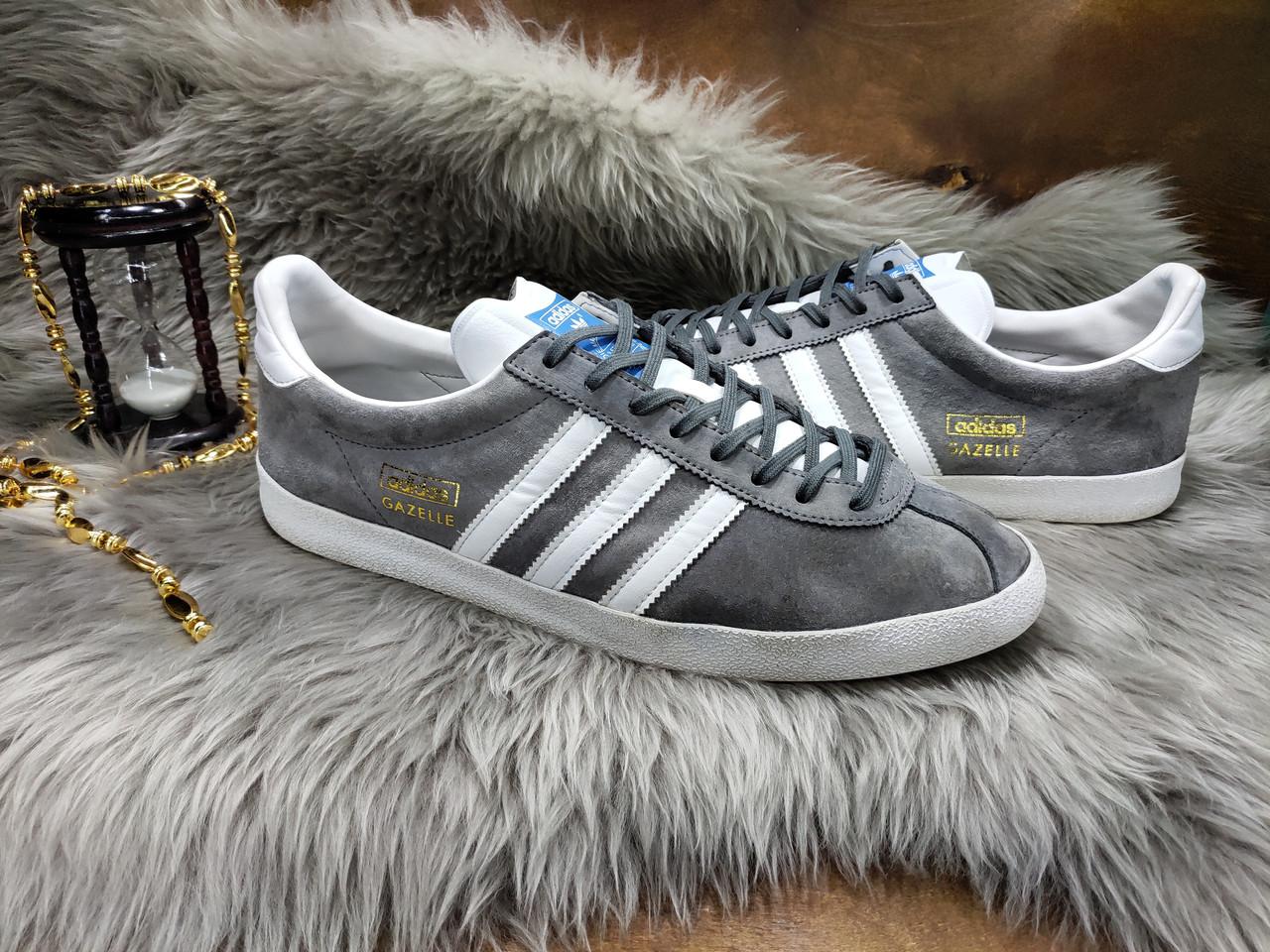 Мужские кроссовки Adidas Gazelle (45 размер) бу