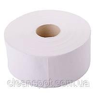 Туалетная бумага белая джамбо 1-шар 340м Eco Point Natural, фото 2