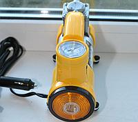 Автомобильный компрессор AC+PRO12 V YELLOW LARGE SINGLE BAR, Насос для шин, Компрессор автомобильный