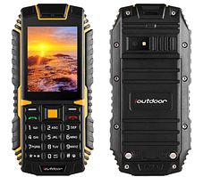Телефон iOutdoor T1 yellow