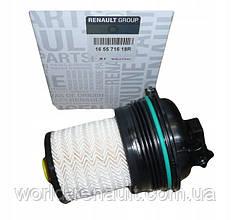 Renault (Original) 165571618R - Топливный фильтр на Рено Меган 4 1.5dci K9K, 1.6dciR9M