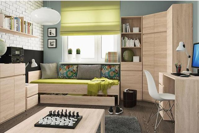 Модульная мебель Academica BRW