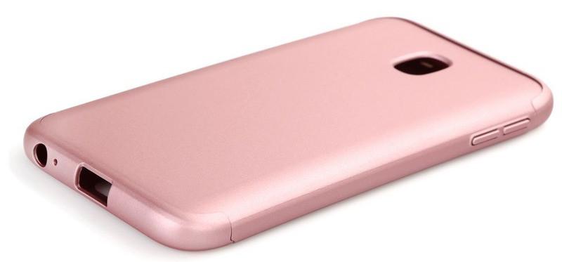 Чохол BeCover Samsung J3 (2017) J330 Pink (701569)
