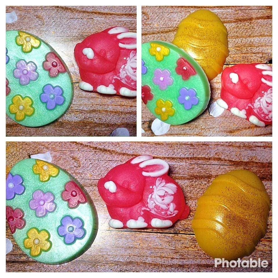 Мило ручної роботи Пасхальне яйце