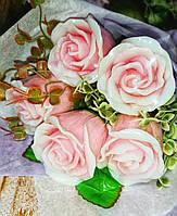 Мило ручної роботи Букет троянд, фото 1