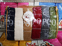Махровые полотенца Gursan Sport 6шт Турция