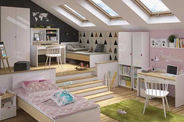 Детская мебель Princeton BRW