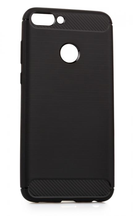 Чехол BeCover Carbon Series Huawei P Smart Black (701895)