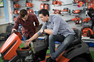 Ремонт садового трактора-газонокосилки, райдера. Сервсное обслуживание садового трактора газонокосилки.