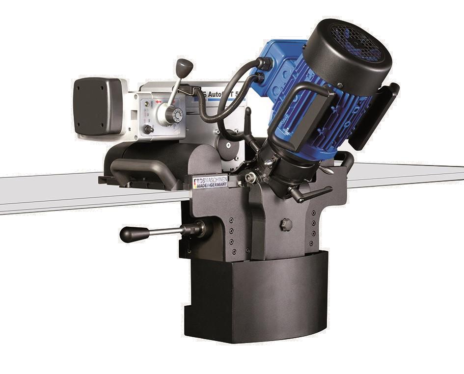 Автоматичний верстат для зняття фаски BDS AutoCUT 500