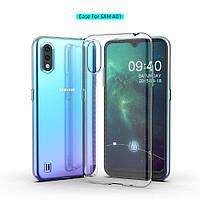 Ультратонкий чехол для Samsung Galaxy A01