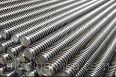 Шпилька М42 DIN 975 нержавіюча сталь А2