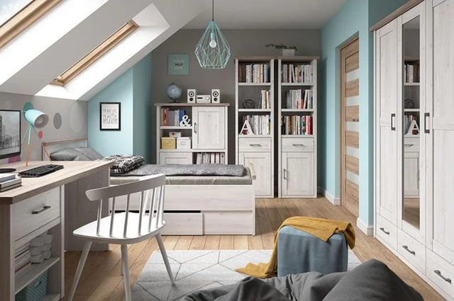 Модульная мебель Luca BRW