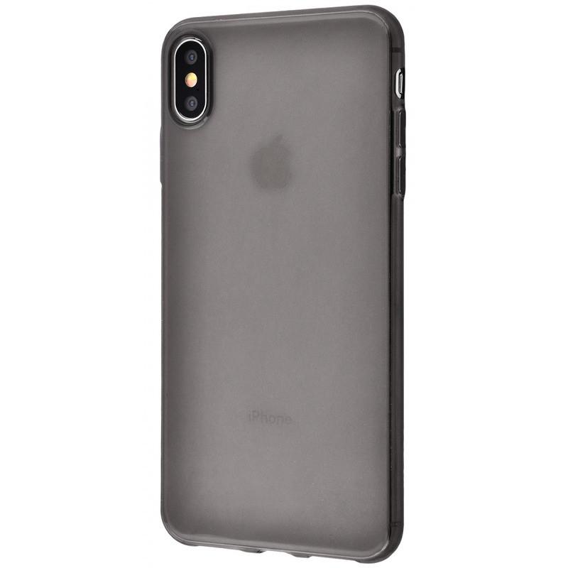 Чехол Baseus Simplicity Series Case (TPU) iPhone X / Xs (black)