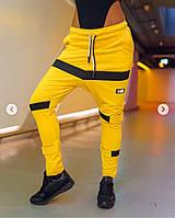 Штаны спортивные с полосками
