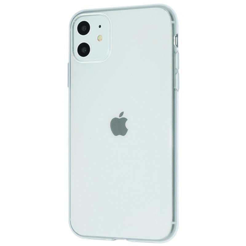 Чехол Baseus Simple (TPU) iPhone 11 (transparent)